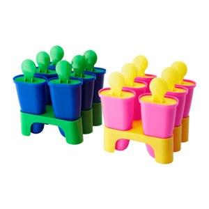 Формочки для мороженого IKEA ЧОСИГТ фото