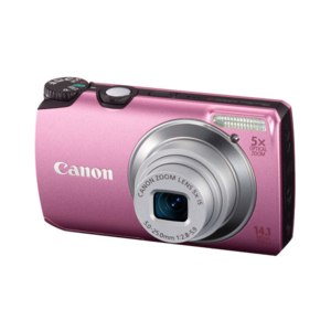 Canon PowerShot A3200 IS фото