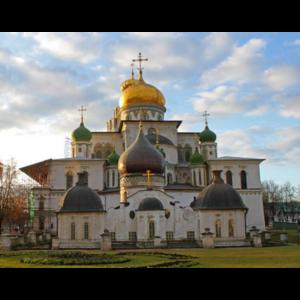 Новоиерусалимский монастырь, Истра фото