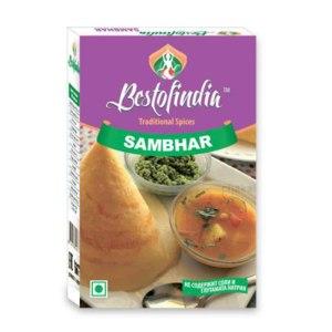 Смесь специй BESTOFINDIA для супа SAMBHAR MASALA фото