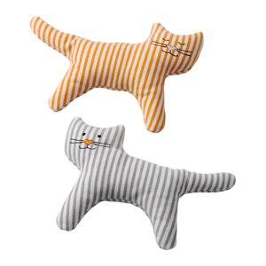 IKEA ЛЕКА - Погремушка кот фото