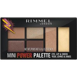 Палетка теней для век Rimmel Mini Power Palette фото