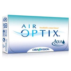 Контактные линзы Alcon (CIBA Vision) Air Optix Aqua фото