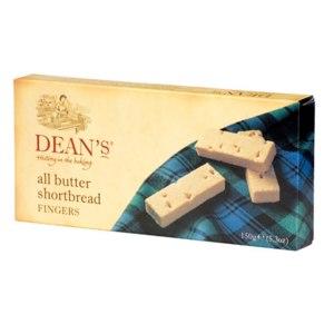 Печенье DEAN'S All Butter Shortbread Fingers фото