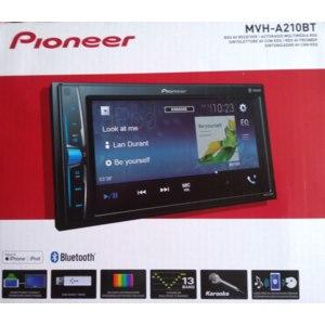Автомагнитола Pioneer MVH-A210BT фото