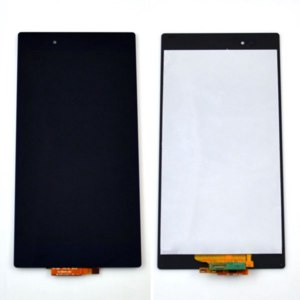 ЖК-дисплей Aliexpress Black LCD Display For Sony Xperia Z Ultra XL39h XL39 C6802 C6806 C6843 touch screen digitizer +Tools+Adhesive Tape,Free shipping фото