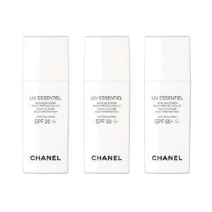 Солнцезащитное средство для лица Chanel UV Essentiel Daily UV Care Multi-Protection Anti-Pollution фото