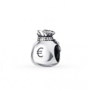 """Подвески-шармы SUNLIGHT BRILLIANT Мешочек """"Евро"""" № 23378 фото"""