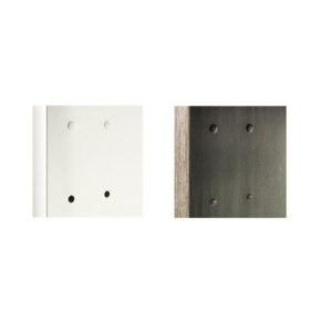 Заглушки для мебельных каркасов Варьера ИКЕА фото