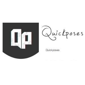 Сайт quickposes com Рисуют все Сертификат от 10 до 1000 часов