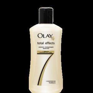 Молочко для лица очищающее Olay нежное total effects фото