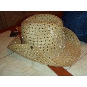 Шляпа Fix Price мужская со шнурком и заклепками фото