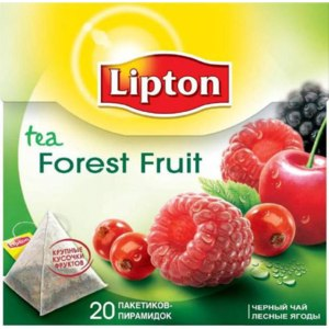 Чай в пирамидках Lipton Forest Fruit фото