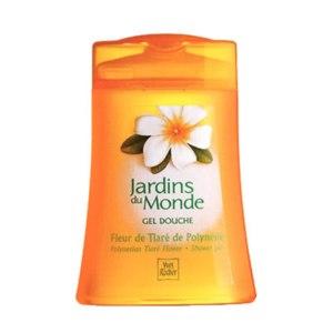 """Гель для душа Ив Роше / Yves Rocher Les Jardins du Monde """"Полинезийский Цветок Тиаре"""" фото"""