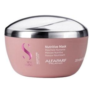 Питательная маска для волос Alfaparf  Semi Di Lino MOISTURE NUTRITIVE MASK фото