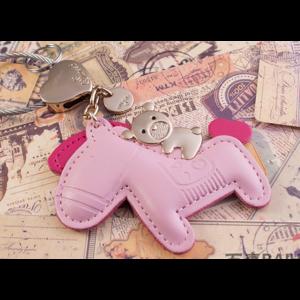 Брелок Aliexpress Milesi - New 2015 Brand Horse Key chain Keychain Trinket Key Holder Rings for Women Novelty Gift innovative Items Bag Pendant фото