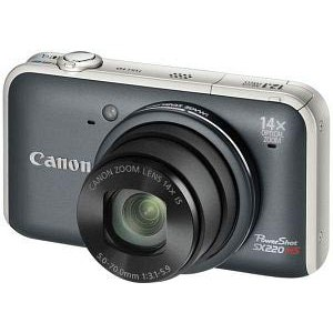 Canon PowerShot SX220 HS фото