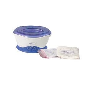 Набор для парафинотерапии рук и ног Gezatone в домашних условиях фото