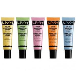 Праймер NYX Professional Makeup color correcting liquid primer фото