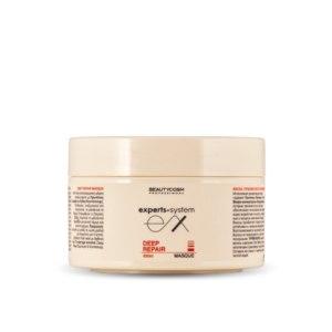 Восстанавливающая маска для волос Expert systems (Beautycosm) Deep repair фото