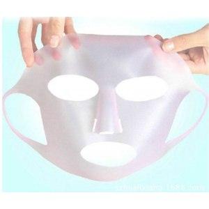 Силиконовая маска Aliexpress Beauty Hydrating Mask Cover Silicone фото