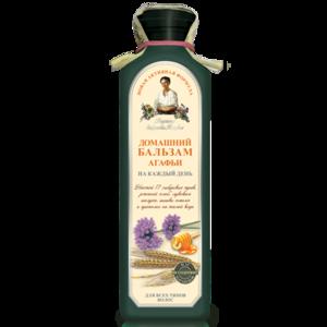 Бальзам для волос Рецепты бабушки Агафьи Домашний на каждый день 17  трав фото