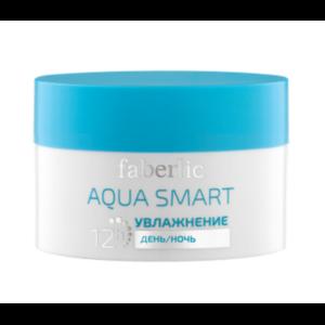 Ультраувлажняющий крем-гель для лица Faberlic серии Aqua Smart фото