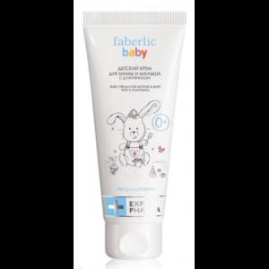 Детский крем для мамы и малыша Faberlic  Expert Pharma BABY с Д-пантенолом фото