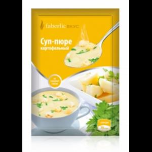 Продукт моментального приготовления Faberlic «Суп-пюре картофельный на курином бульоне» фото