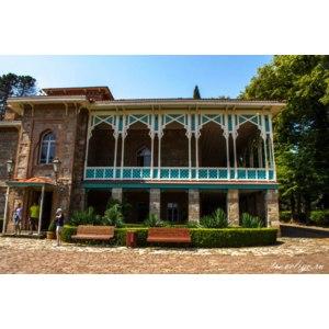 Музей Александра Чавчавадзе, Цинандали фото