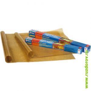 Бумага для выпечки Тефлоновая ткань Тефлоновое полотно фото