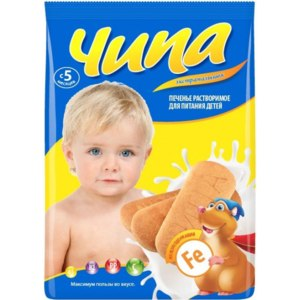 Детское питание Экстра Малышок Чипа фото