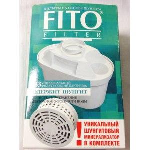 """Фильтр для воды """"Fito-filter"""" на основе шунгита фото"""
