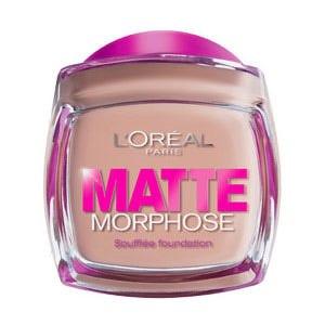 Тональный крем L'Oreal Matte Morphose  фото