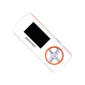 Плеер Assistant AM-09304 White 4GB фото