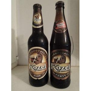 Пиво Velkopopovicky Kozel Dark фото
