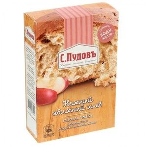 Смесь для выпечки С.<b>Пудовъ</b> Нежный яблочный <b>хлеб</b> | Отзывы ...