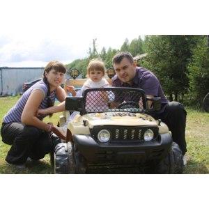 Детский электромобиль TCV 355 фото