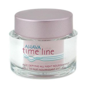 Крем для лица ночной AHAVA AGE DEFYING ALL NIGHT NOURISHMENT фото