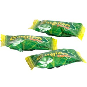 Таблетки от боли в горле Eugica candy фото