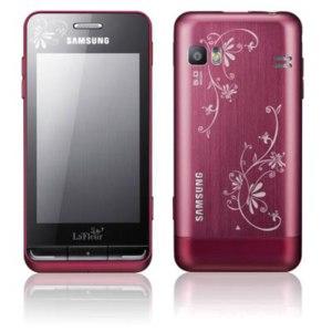 Samsung S7230 Wave 723 La Fleur фото