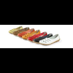Сандалии Aliexpress Women Summer Sandals Shoe 2014 New Female Fashion Genuine Leather Hollow Out Nurses Working Cow Muscle Ladies Flats Shoes XWZ132 фото
