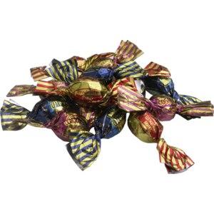 Конфеты ИДЕАЛ «Миндаль в шоколаде – микс» фото