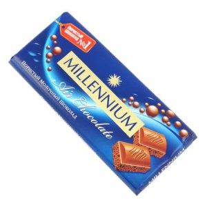 Шоколад   Millennium Пористый Молочный фото