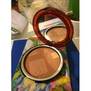 Бронзирующая пудра Clarins Colours of Brazil Summer Bronzing Compact фото