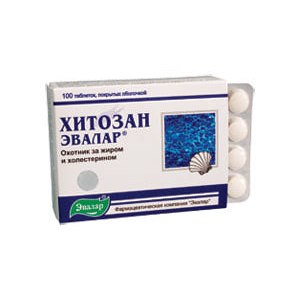 Препараты с хитозаном для похудения