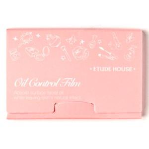Матирующие салфетки для лица ETUDE HOUSE Oil control film фото