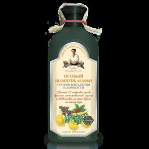 Особый шампунь Агафьи против ломкости и выпадения волос Рецепты бабушки Агафьи  фото