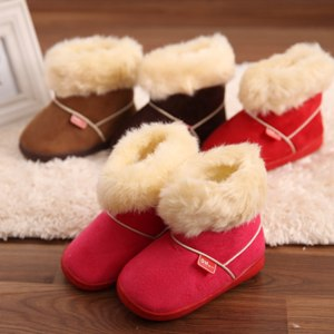 Угги Aliexpress Boy <b>baby girl</b> children toddler <b>winter warm</b> cotton ...