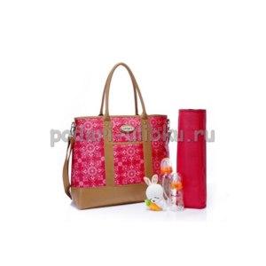 Сумка для мамы Carter's  Fashionalle Bag Pink фото